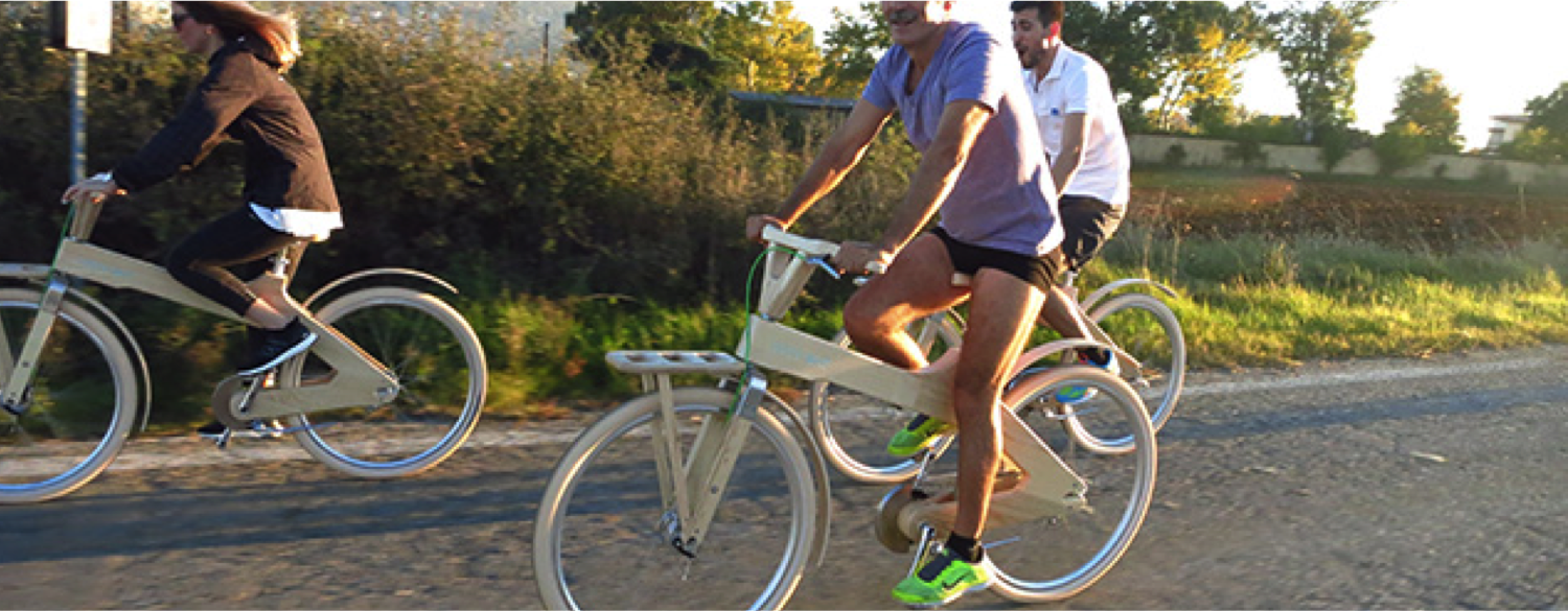 THE WOODEN BIKE TOUR – Tours of Stockholm